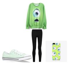"""""""#27"""" by anna2167 ❤ liked on Polyvore featuring Donna Karan and Converse"""