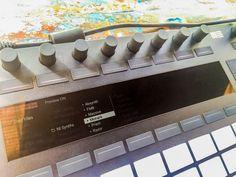 AudioModder Bridge 2 - Komplete for Push 2 Native Instruments, Bridge, Legs, Attic, Bro