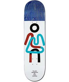 "Girl Kennedy Twisted OG 8.25"" Skateboard Deck"