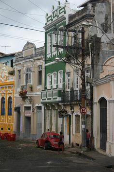 Pelurinho - Salvador de Bahia