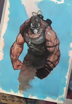 Comic Book Villains, Gotham Villains, Comic Book Characters, Batman Artwork, Batman Comic Art, Batman Comics, Batman Batman, Batman Arkham, Batman Robin