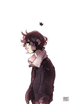 Nico di Angelo Fan Art