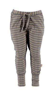 Hobart Little PANTS, Grey - POMPdeLUX