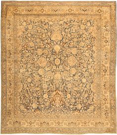 Antique Khorassan Persian Rugs carpet 43087 Detail/Large View - By Nazmiyal