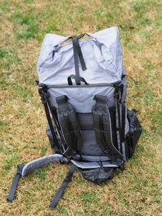 External Backpack Frame  Add-On  Gives Support To Any Load  693982d25a2b2