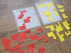 15 tipů, co se stovkovou tabulkou - Zodpovědná výuka Finance, Puzzle, School, Puzzles, Economics, Puzzle Games, Riddles