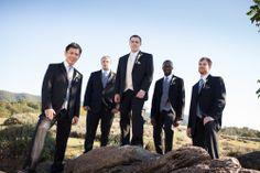 #Groomsmen | Strong outdoor shot | Unique group picture Group Pictures, Party Pictures, Wedding Pictures, Bridal Parties, Groomsmen, Strong, Unique, Outdoor, Weddings