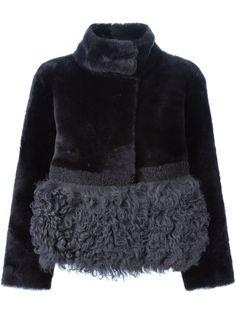 #toryburch #jacket #fur #blue #grey #women #fashion #style www.jofre.eu