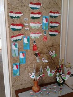 Crafts For Kids, Arts And Crafts, Independence Day, Kindergarten, Holiday Decor, Spring, Christmas, School, Projects