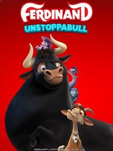 Play as FERDINAND and match blocks to bust out awesome dance moves to make the Ferdinand movie's characters happy and join your dancing!