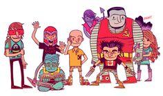 X-Men - Dan Hipp