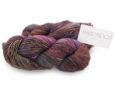 """This Madelinetosh Merino DK Yarn in Cathedral is stunningly hand-dyed. We love the color and the super soft 100% merino wool this yarn features! Click """"Repin"""" if you have a favorite knit made of 100% merino wool yarn! #knitting #yarndeal"""
