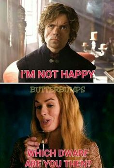 Again, so wrong...so funny! ♊️ •Game of Thrones Humor•