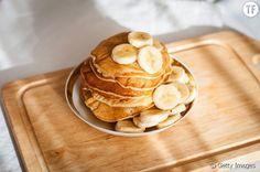 La recette des pancakes à la banane avec seulement deux ingrédients