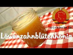 Löwenzahnblütenhonig - Essen in der DDR: Koch- und Backrezepte für ostdeutsche Gerichte | Erichs kulinarisches Erbe