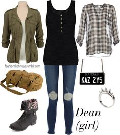 Dean Winchester - supernatural inspired fashion …