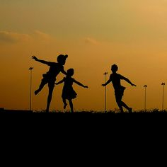 Silhouettes #photography #child
