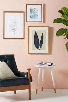 Shop unique living room furniture at Anthropologie for your well loved room. Peach Living Rooms, Small Room Bedroom, Painted Side Tables, Bedroom Wall, Furniture, Living Room Wall Color, Peach Bedroom, Small Bedroom, Room Decor