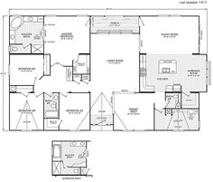 Manufactured+home+triple Wide+floor+plans+in+Oregon |