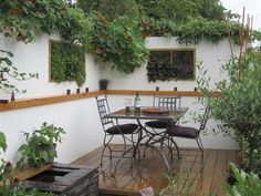 VertiGarden - the Simplest, most Cost effective way to create a Vertical Garden...