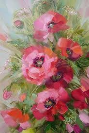 Výsledek obrázku pro pastel flower painting
