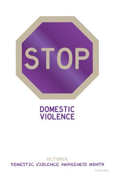 October is Domestic Violence Awareness Month. #DVAM #DomesticViolence #DomesticViolenceAwarenessMonth