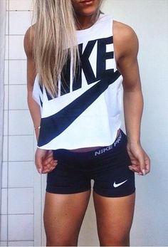 #fitspo Nike Workout Clothes for Women | Fitness Apparel | Gym Clothes | SHOP @ FitnessApparelExpress.com
