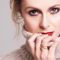 @Sofie Valkiers for Diamanti per Tutti // Snake ring
