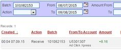 Online pay is conceivable with ACX, who is unquestionably paying - no trick here.I WORK FROM HOME under 10 minutes and I figure out how to cover my LOW SALARY INCOME. In the event that you are a PASSIVE INCOME SEEKER, then AdClickXpress (Ad Click Xpress) is the best ONLINE OPPORTUNITY for you. http://www.adclickxpress.com/?r=g9pcm23bpswn&p=mx