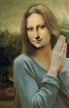Real Mona Lisa, Mona Lisa Smile, Mona Lisa Drawing, Mona Lisa Images, Mona Friends, La Madone, Mona Lisa Parody, Candy Art, Italian Artist