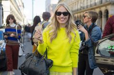 street style, outfit, look, trend , fashion, moda, tendencia, inspiração, get inspired, inspiration, sweater, pullover