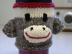 knitted coffee cup sleeve patterns | Recent Photos The Commons Getty Collection Galleries World Map App ...