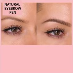 A highly comfortable, Microblading Eyebrows Tattoo Pen featuring a micro-fork tip applicator that creates hair-like strokes for brows that last all day. videos 2019 NEW 2019 Waterproof Microblading Eyebrows Tattoo Pen Eyebrow Tattoo Makeup, Makeup Tattoos, Eyebrow Pencil, Microblading Aftercare, Microblading Eyebrows, Eyebrows On Fleek, Perfect Eyebrows, Natural Eyebrows, Natural Eye Makeup