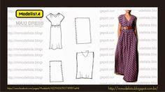 ModelistA: MAXI DRESS