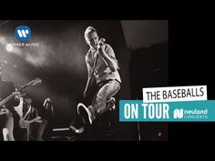 The Baseballs - Germany Live Dates (Official Trailer)
