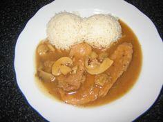 Shrimp, Pork, Chicken, Meat, Easy Meals, Cooking, Kale Stir Fry, Pork Chops, Cubs