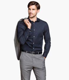 H&M Premium Cotton Shirt $39.95