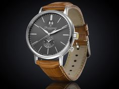 Fromanteel generations horloge met antraciet wijzerplaat GS-1002