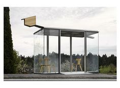 Smiljan Radic - One of the seven bus stops of the bus stop project in Krumbach, Austria.
