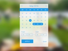 Date and Time Picker