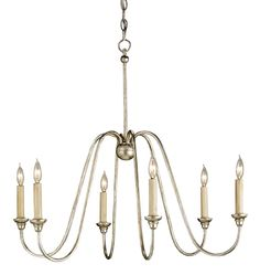 Small Orion Chandelier design by Currey & Company