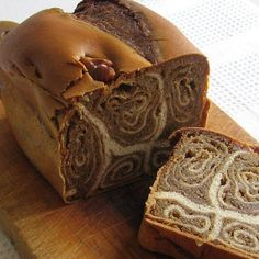 Croatian povitica - also known as Slovenian potica - is a sweet yeast bread roll with a moist walnut filling.