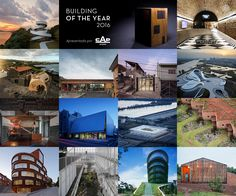 Vencedores do Prêmio ArchDaily Building of the Year 2016