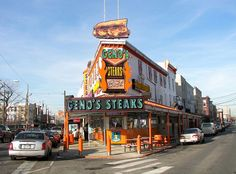 Geno's Steaks in Philadelphia