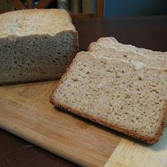 Recipe:  Nut-Free Yeast-Based Paleo Bread