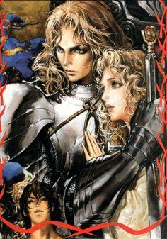 Tags: Anime, Alucard (Castlevania), Hector Belmont