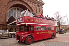 Chattanooga Double Decker Tours