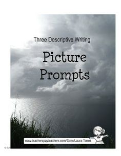 Classroom Freebies Too: Picture Prompts for Middle and High School