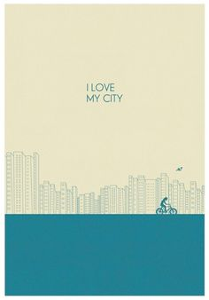 design is mine : isn't it lovely?: THOUGHT OF THE DAY : CITY LOVE.