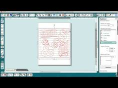 ▶ Adding Weeding Lines in Silhouette Studio - YouTube